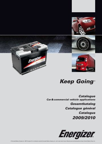 Keep Going™ - Enertec
