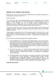12-07844 Inddrag. af GF i vejbelys.priv.fællesv.pdf - Vejdirektoratet