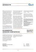 EPOXY MAGAZINE - Bouwmeester Advanced Composites BV - Page 3