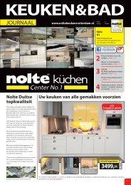 Nú - Nolte Keukens Rotterdam