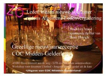 ZO nr. 13 - COC Midden-Gelderland
