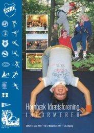 Hornbæk Idrætsforening - 3100.dk
