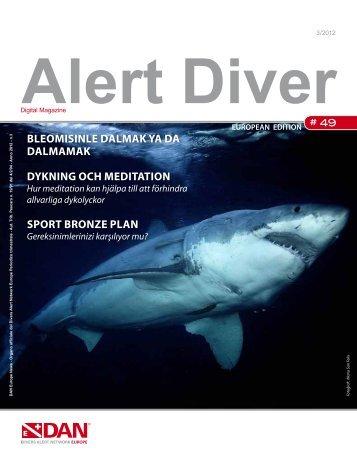 Alert Diver - DAN Europe
