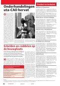 'Acties hebben tot betere CAO geleid' - Afdeling - Page 3