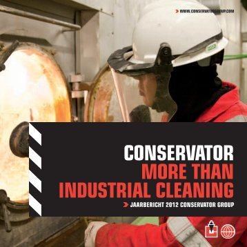 conservator more than industrial cleaning - conservatorgroup.com