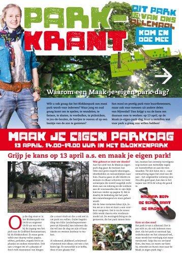 krant - Woningstichting Hellendoorn