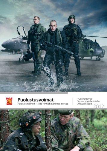Vuosikertomus Verksamhetsberättelse Annual Report - Domestica ...
