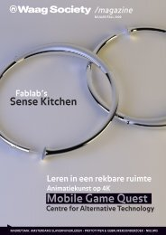 Mobile Game Quest - Waag Society