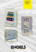 UIT VOORRAAD LEVERBAAR BAKKEN ... - Engels Logistics - Page 7