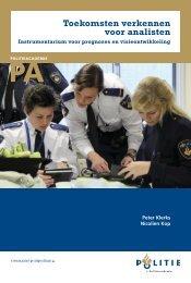 Toekomsten verkennen voor analisten - Politieacademie