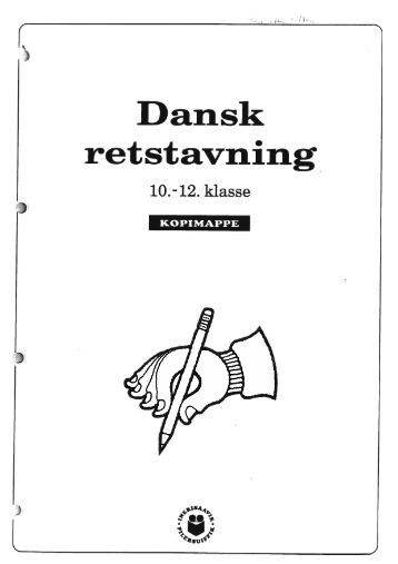 Evoke-1 Dansk Manual
