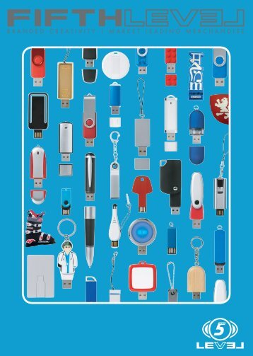FIFTHLEVEL  |  USB-Stick Collection 2013