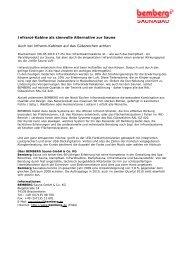 Infrarot-Kabine als sinnvolle Alternative zur Sauna Auch ... - Bemberg