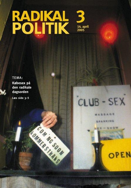 prostitution - Radikale Venstre