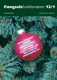 Fængselsfunktionæren 12-1 - 2010-2011 - Fængselsforbundet