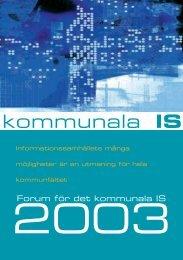 kommunala IS - Locregis.net