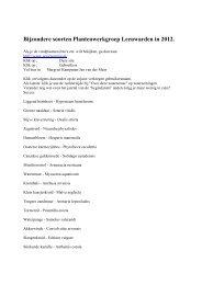 Bijzondere vondsten in 2012 - Ivn
