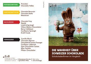 EvB Schoggi Guide