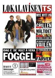 MYE NYTT PÅ - Lokalavisen
