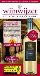 5,99 - De Wijnproevers