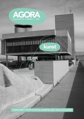 AGORA 2008-1 Kunst - AGORA Magazine
