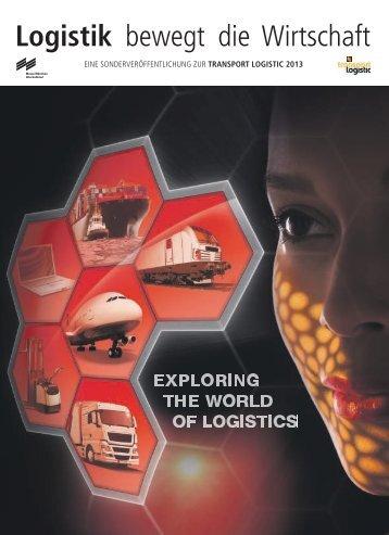 Logistik bewegt die Wirtschaft (2013)