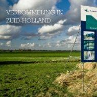 VERROMMELING IN ZUID-HOLLAND - LOLA Landscape Architects