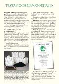 Framtidens toalett är här! Den enda miljömärkta ... - Hemvaruhuset.se - Page 2