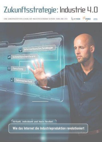 Zukunftsstrategie: Industrie 4.0 (2013)