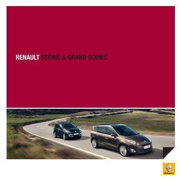 RENAULT SCÉNIC & GRAND SCÉNIC - Paesmans