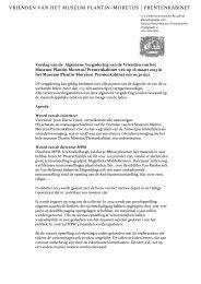 Verslag Algemene Vergadering 16 maart 2013 - Vrienden van het ...