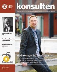 Konsulten nr 3 2011 - Sveriges Redovisningskonsulters Förbund