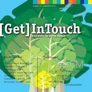 Get in Touch - Centrum Mondiaal