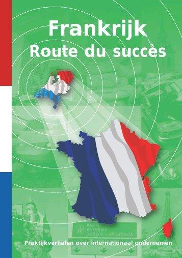 Frankrijk Route du succès - MKB-Nederland