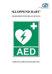 AED-beleidsnotitie Hellevoetsluis - Welkom bij gemeente ...