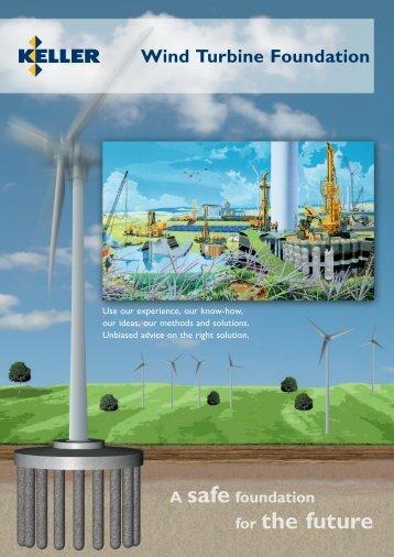 1000-07 - Wind Turbine Foundation - Keller Holding GmbH