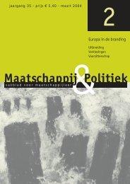 Europa - Maatschappij en Politiek Magazine