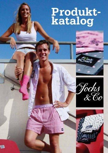 Ladda ner Produktkatalog - Socks & Company