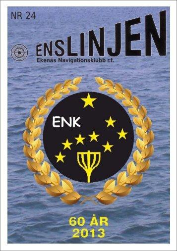 ENSLINJEN2013 A5 - Ekenäs Navigationsklubb rf