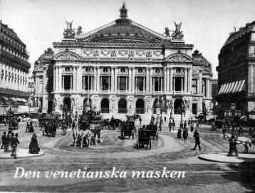 166. Den venetianska masken - fritenkaren.se