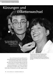 Das geplante - Mabuse Verlag