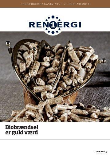 Biobrændsel er guld værd - Petrowsky