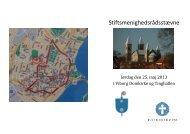 Stiftsmenighedsrådsstævne - Viborg Stift