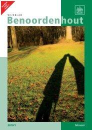 2010 / 1 - Wijkvereniging Benoordenhout