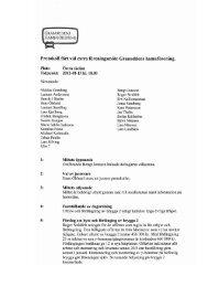 Granudden extra föreningsmöte 13 januari 2013 - Granuddens ...