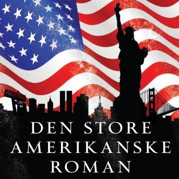 DEN STORE AMERIKANSKE ROMAN - Ikast-Brande Bibliotek