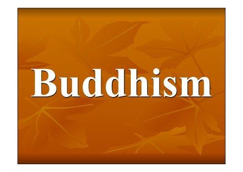 Vem är buddhist?