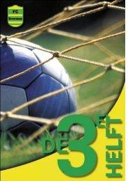 DE DERDE HELFT - FC Binnenmaas