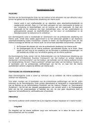 De deontologische Code Interne Audit (PDF, 76.62 Kb)