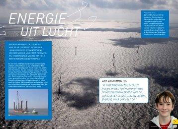 Energie uit lucht - Ontdekkingsschrijver